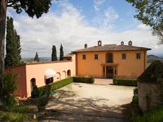 villa-Il Cortile del Borgo