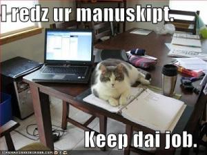 cat editor