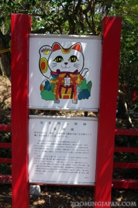 cat shrine Japan