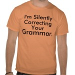 men's tee grammar