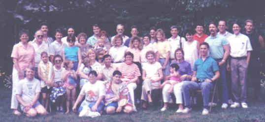 Mom's 90th Birthday-Kroey Krewe Family Reunion