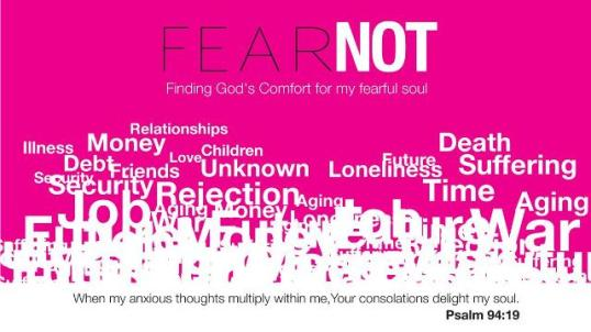 fear not poster