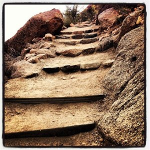 steps at pINNACLE...az jONATHAN tHORPE