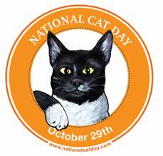 National Cat Day Oct 29