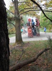 Witches at Grounds for Sculpture, Trenton, NJ