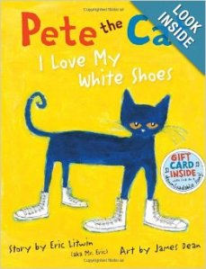 Pete the Cat Author Illustrator Pete is not in Halloween costume, but he is a favorite of kindergarten children and teachers around the world.