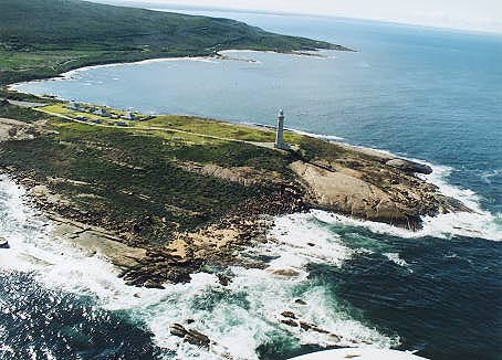 Cape Leeuwin Lighthouse. Augusta Margaret River Tourist Association