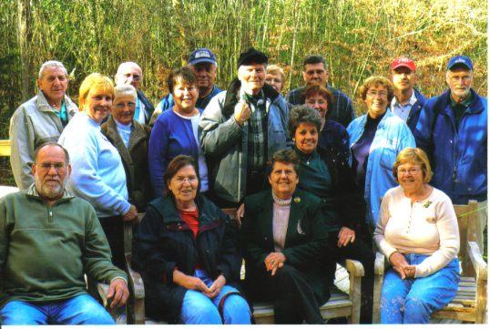 Family reunion-South Carolina-2008