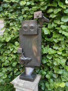 Max Ernst (1898-1986) Dans les rues d'Athenes