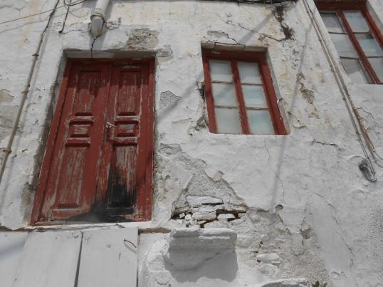 Doorway to nowhere, Mykonos Janice Heck photo