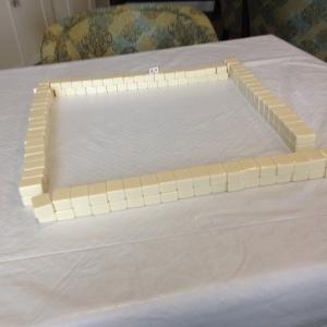 Walls. Mahjong. Janice Heck photo