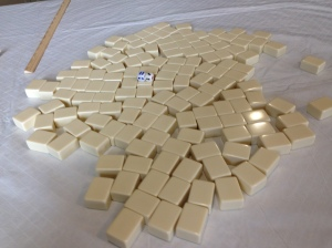 Mahjong tiles. Janice Heck photo
