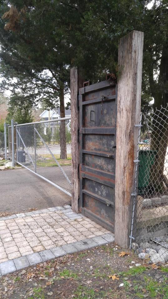 fence - gate 1